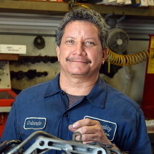 Orlando Cruz of AA Quality Transmission